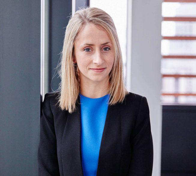 Veronica Connolly, Associate, International Arbitration, Stewarts
