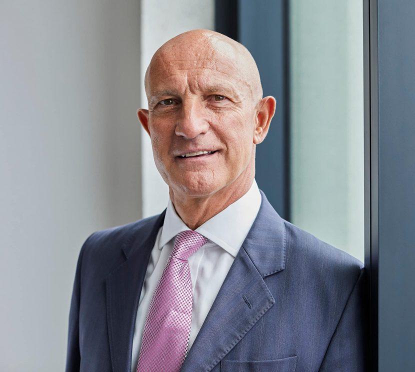 David Hughes, Partner, Commerical Litigation, Stewarts