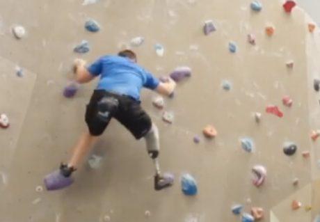 Josh's life beyond injury film