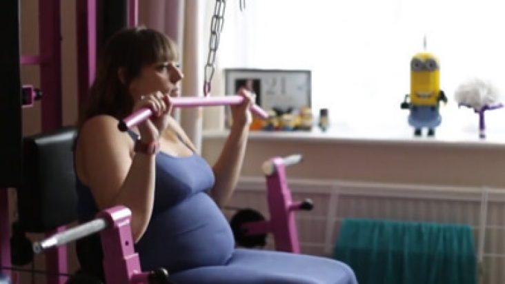 Kirsty's life beyond injury story - rehabilitation