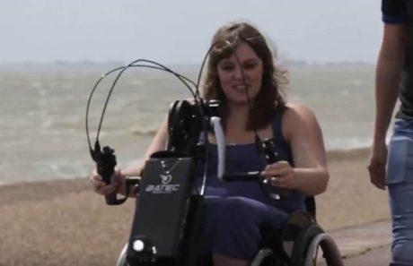 Kirsty's life beyond injury story