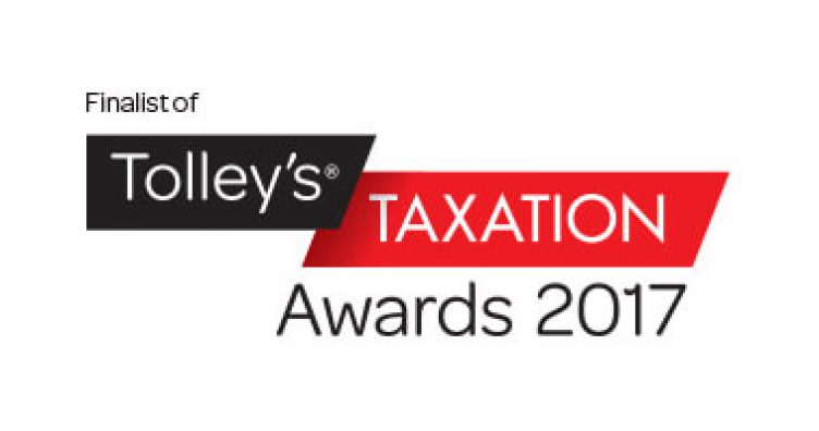 Tolley's Taxation Awards 2017