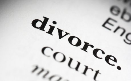 Divorce dictionary snippet