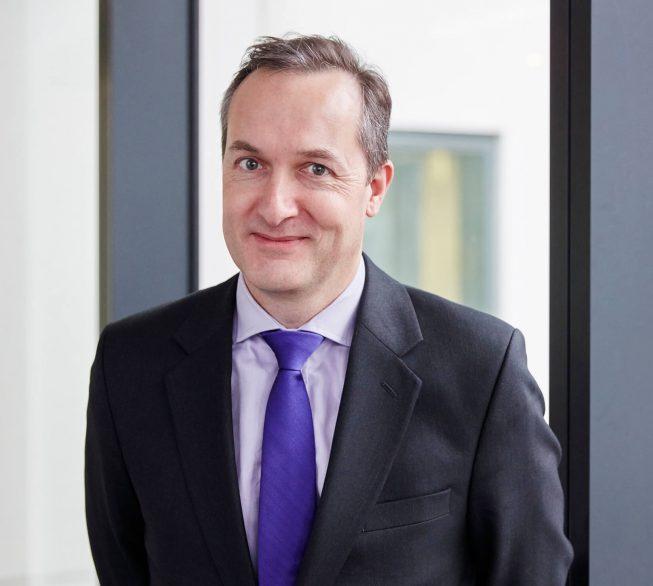 Stephen Holden, Finance Director, Stewarts