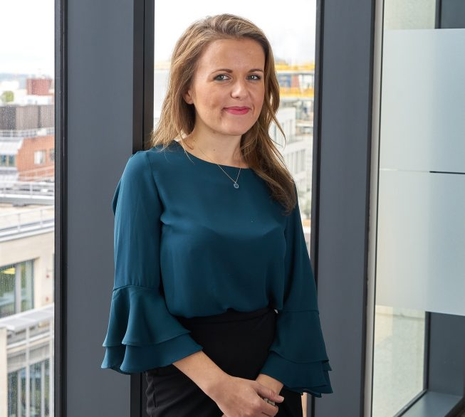 Antonia Jeliazkova, Business Development Executive, Stewarts