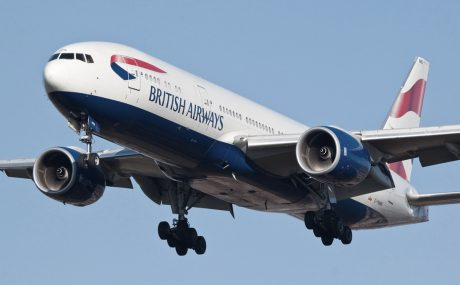 BA Flight 2276