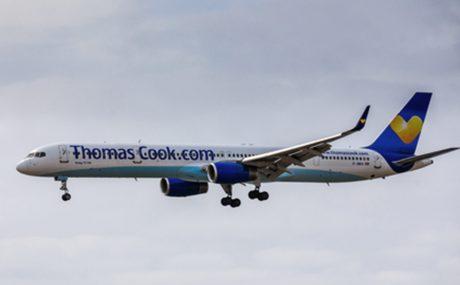 Thomas Cook Flight MT 519