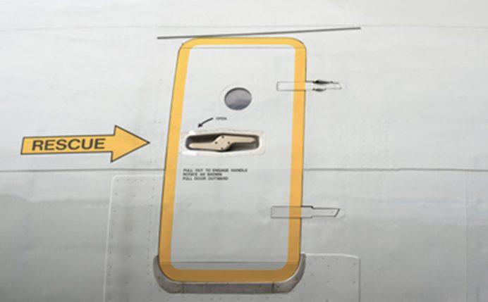 Air Safety Aeroplane Evacuations