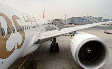 Emirates flight EK-521