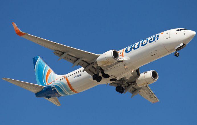 Fly Dubai FZ981
