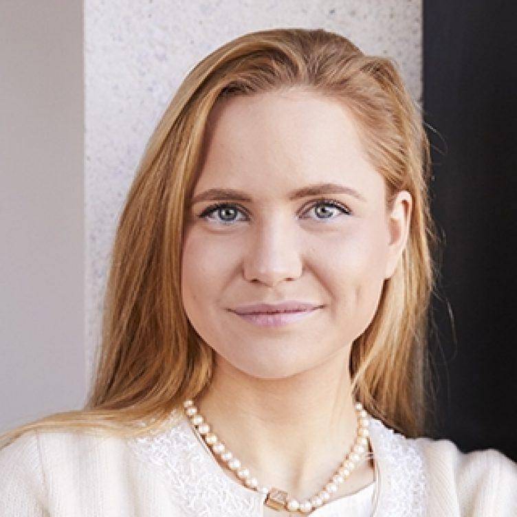Anna Freund, Solicitor, Stewarts