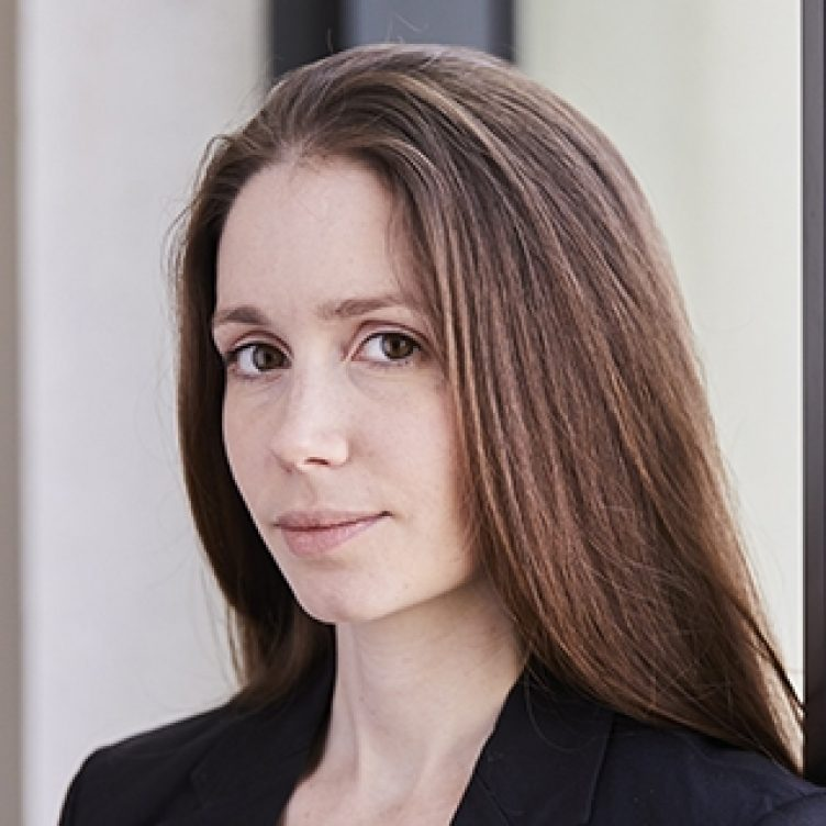 Cecile Perrault, Trainee Solicitor, Stewarts
