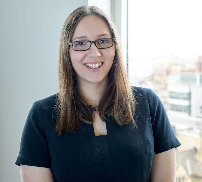 Hannah Jones, Associate, Commercial Litigation - Stewarts