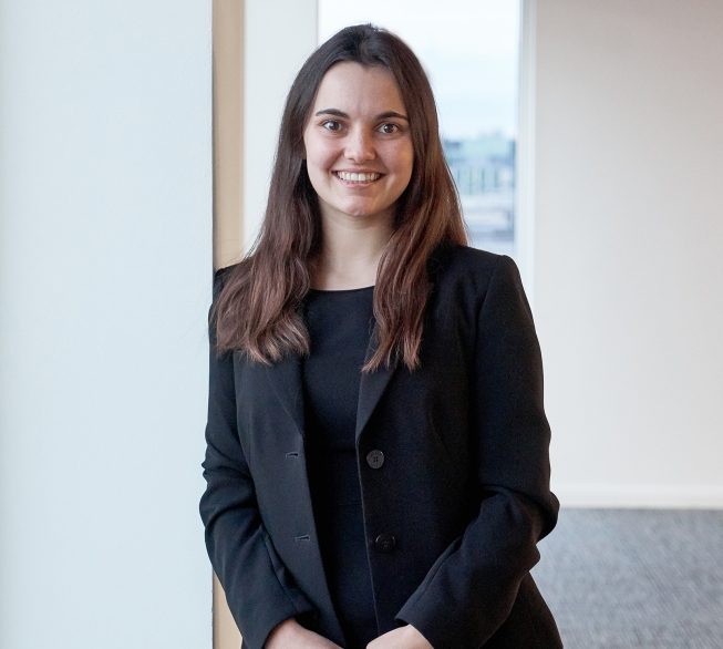 Kate Howard, Associate, Commercial Litigation