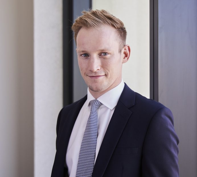 Mike McCabe, Solicitor, Stewarts