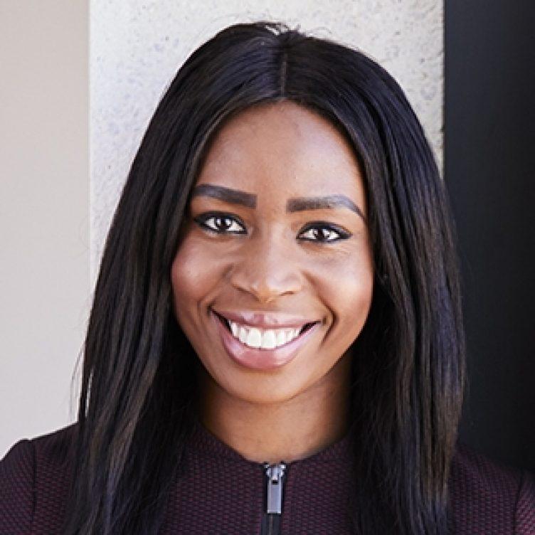 Zara Okereafor, Trainee Solicitor, Stewarts
