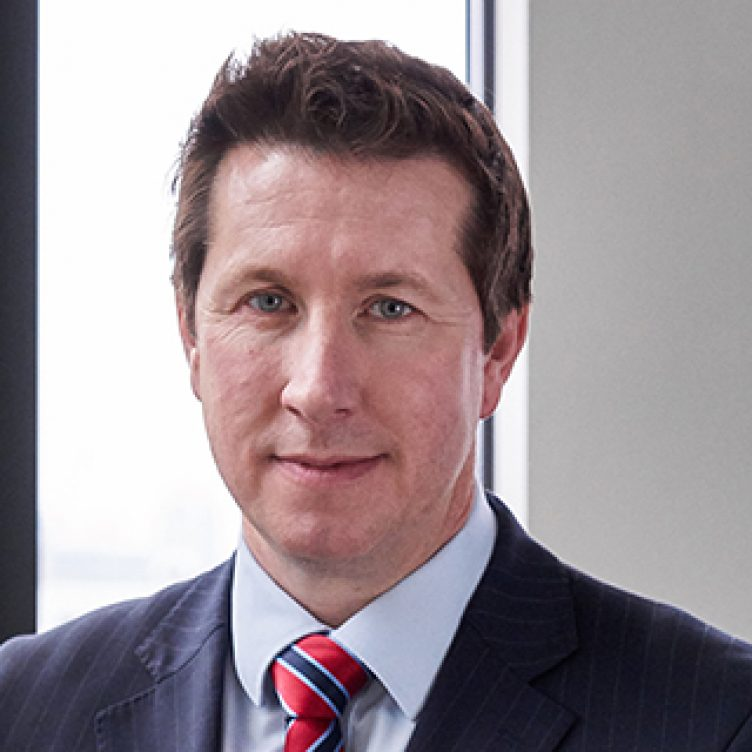 David Healy, Partner, Personal Injury, Stewarts