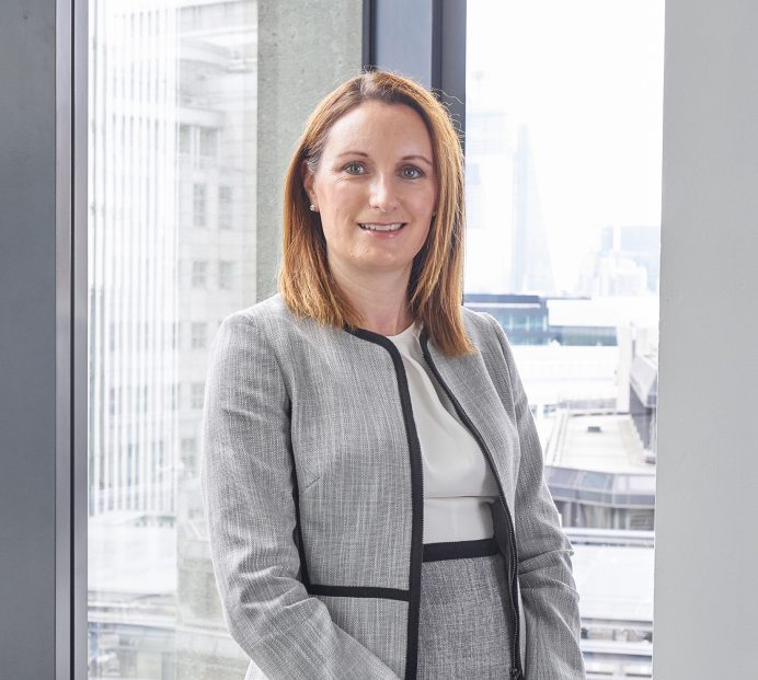 Alison Goldney - Senior Associate - Stewarts