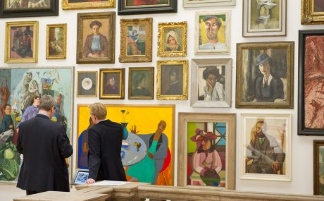 Leeds Art Gallery reopening sponsored by Stewarts