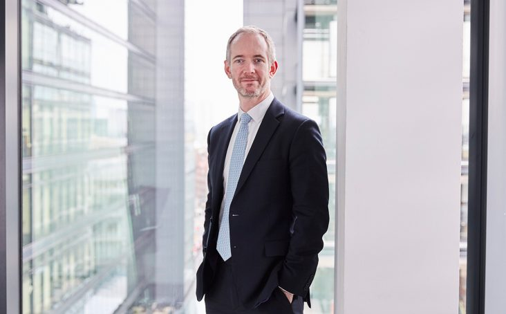 Richard Hogwood, Partner, Divorce and Family, Stewarts