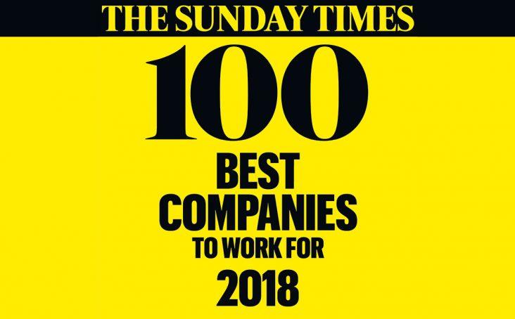 Stewarts 2018 Best Companies