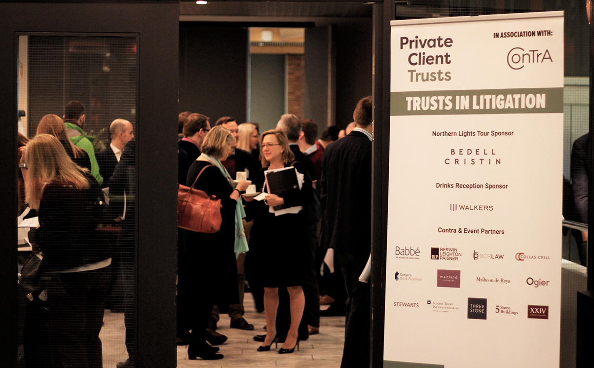 Trusts in Litigation Networking