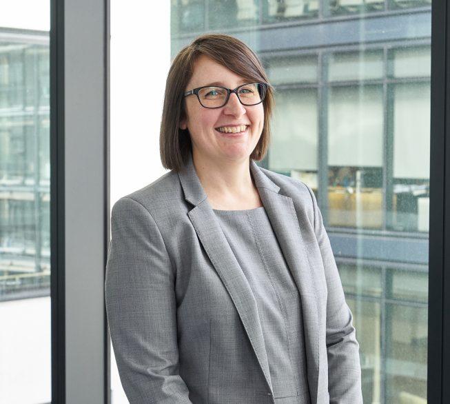 Lucie Clinch, Associate, Knowledge Development Lawyer