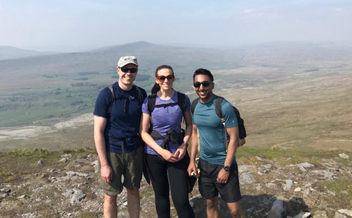 The FInal Peak - Yorkshire 3 Peaks