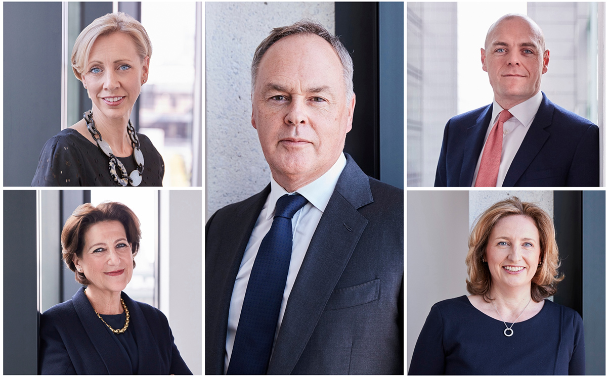 Spears Family Lawyers Index 2018 Stewarts' Divorce and Family team