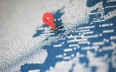 Divorce Jurisdiction London Europe
