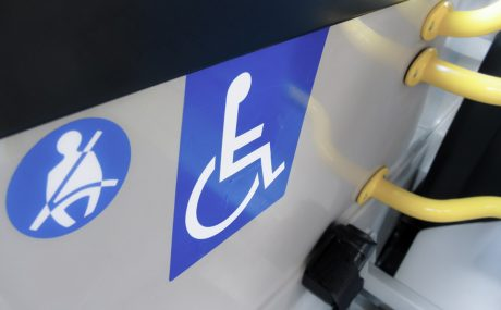 Wheelchair rights