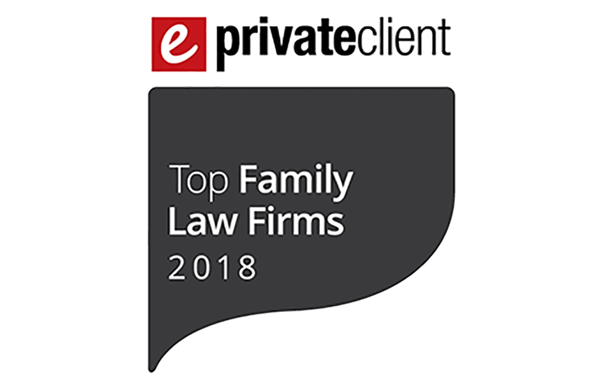 Top Family Law Firms 2018 eprivateclient