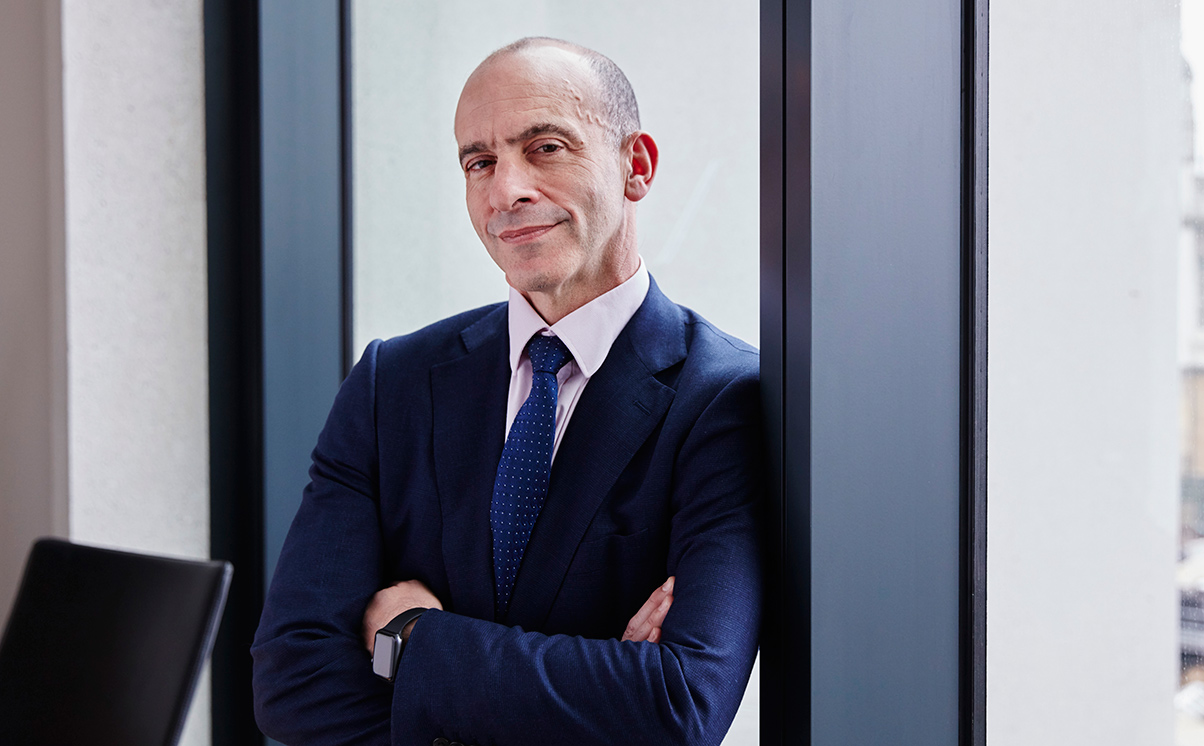 Clive Zietman, Head of Commercial Litigation, Stewarts