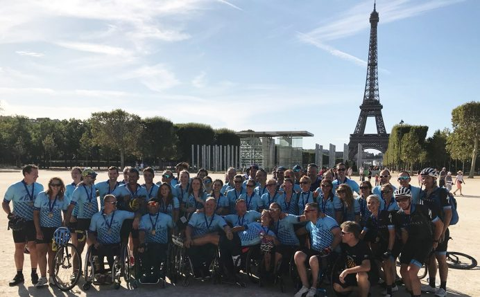 #RideForDanny London to Paris