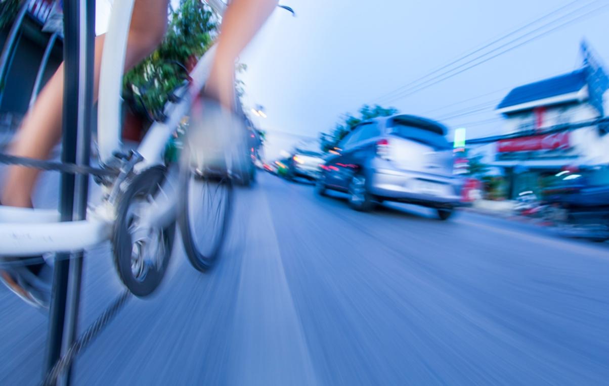 personal injury cyclist