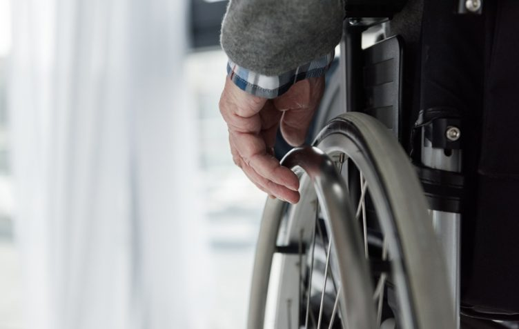 wheelchair, spinal injury, personal injury, clinical negligence