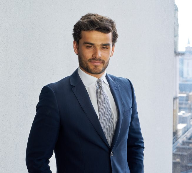 Hugo Costa Liziário - Trainee Solicitor - Divorce and Family - Stewarts