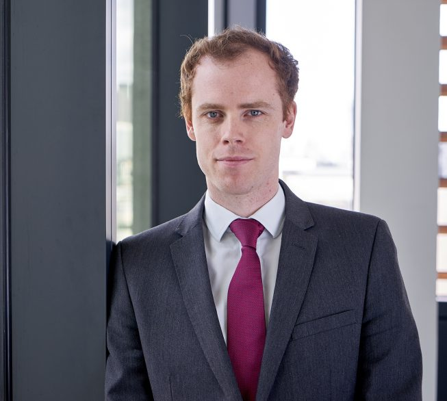 James Coen - Trainee Solicitor - Clinical Negligence - Stewarts