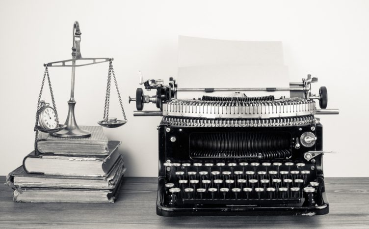 Legal blogging
