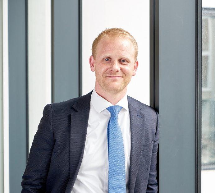 Kieran Mercer - trainee solicitor, personal injury, Stewarts