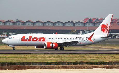 Lion Air Flight 610 Boeing 737 MAX 8