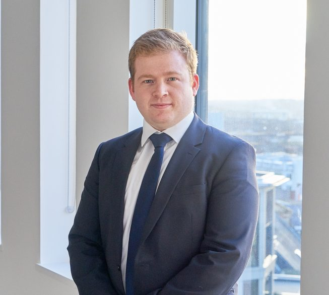 William McGahey - Trainee Solicitor - Stewarts
