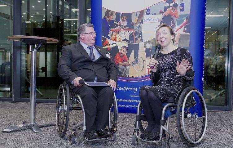 Wheelpower Reception 2018