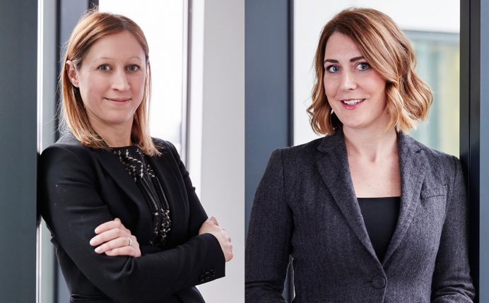 Francesca Berry and Karen Hutchinson - Senior Associates - Stewarts