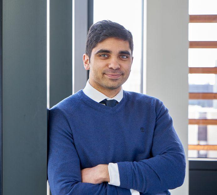Vikram Khasriya - Trainee Solicitor - Personal Injury - Stewarts