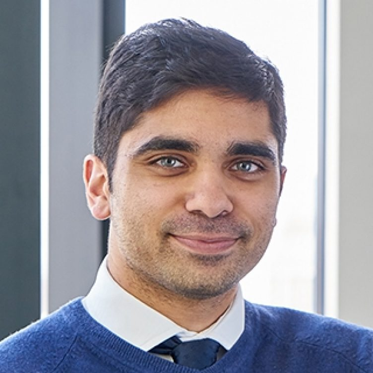 Vikram Khasriya - Trainee Solicitor - Stewarts