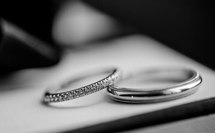 Divorce - wedding rings