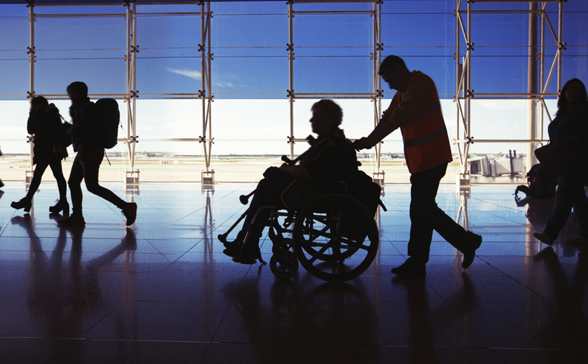Disability travel