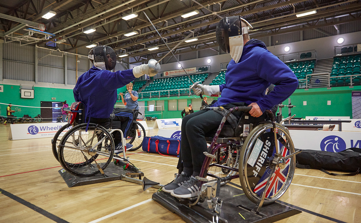 Inter Spinal Unit Games 2019