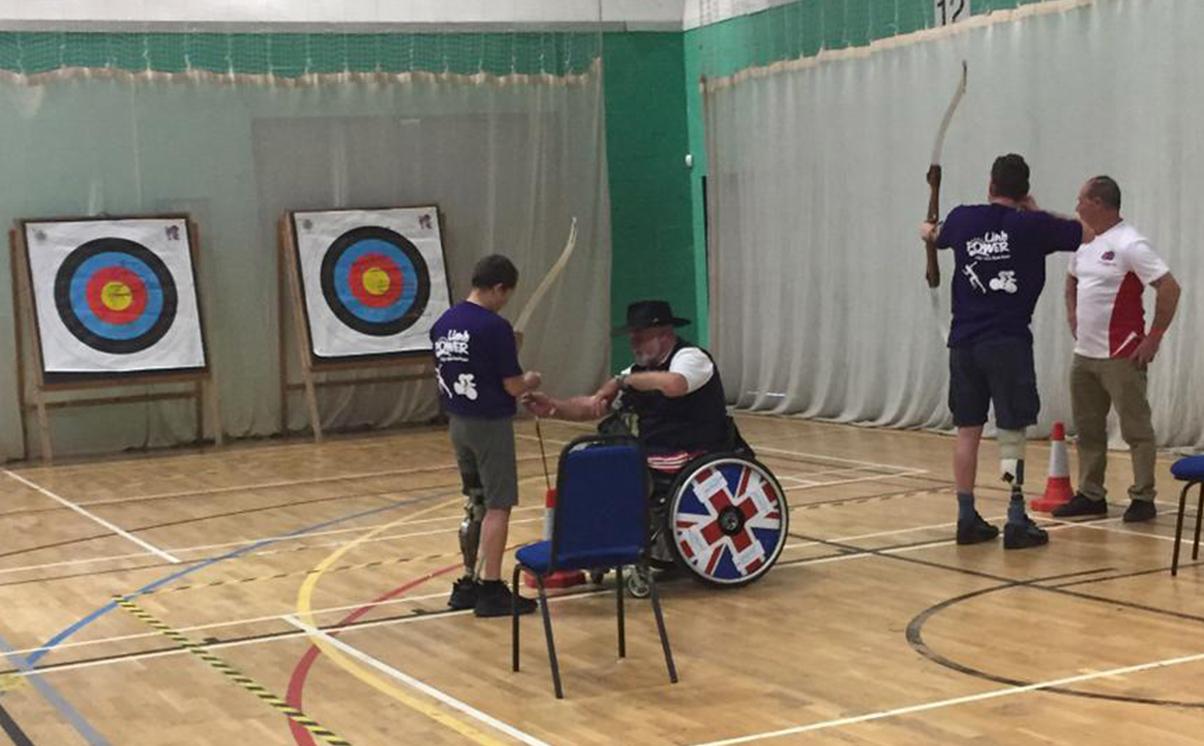 LimbPower Games 2019 Archery
